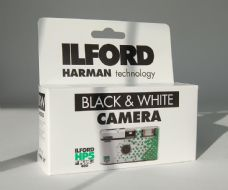 Ilford HP5 Black & White Disposable Camera 27 Exp